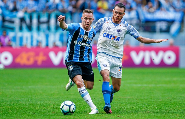 cdd5974e6f Grêmio x Avaí - Campeonato Brasileiro 2017-2017 - globoesporte.com