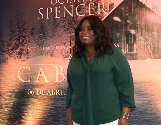 Octavia Spencer (Foto: Anderson Borde / AgNews)