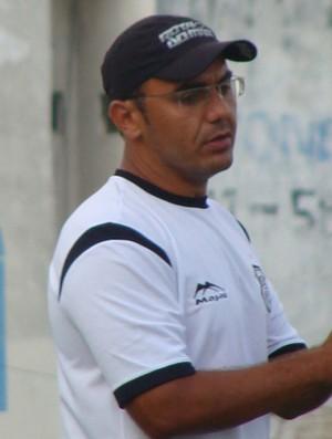 Preparador Físico do Treze, Alexandre Duarte (Foto: Divulgação / Treze)