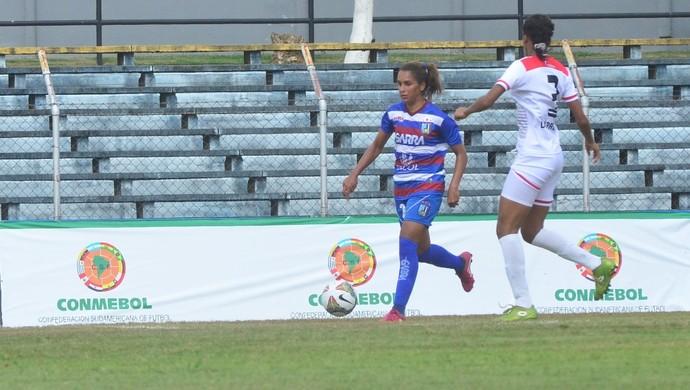 Vitória-PE encara Cerro pela Libertadores Feminina (Foto: Tião Martins )