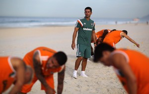 treino fluminense (Foto: Nelson Perez/Flickr Fluminense)