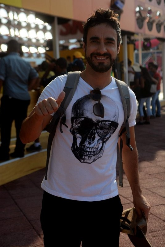 Gabriel Godoy (Foto: Jorge Hely /Agnews)