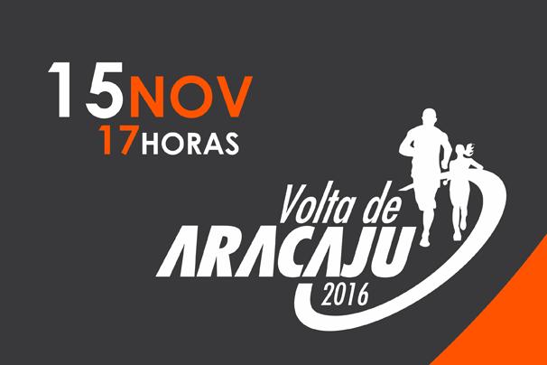 Volta de Aracaju acontece no dia 15, a partir das 17 horas (Foto: Divulgação/TV Sergipe)