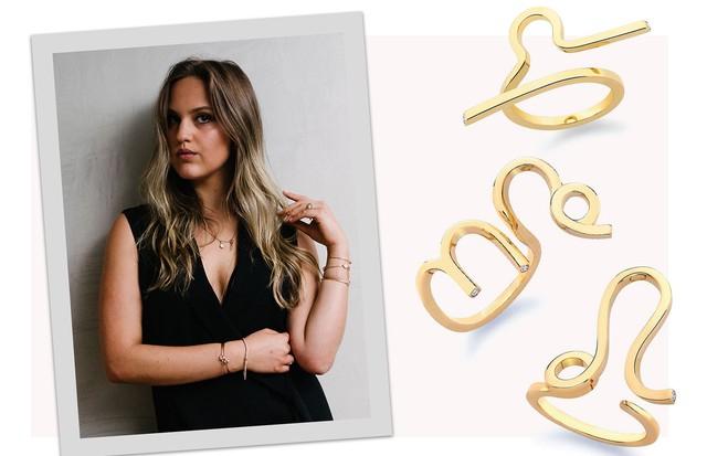 Gabriela Silvarolli assina em co-criação coleção de joias para Bergerson Joalheria (Foto: Reprodução)