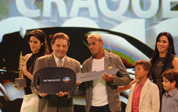 Troféu Lance Final (Foto: Aldo Carneiro)
