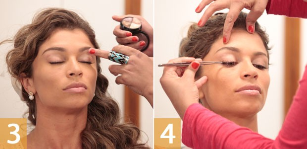 Make Ester 2 (Foto: Flor do Caribe / TV Globo)