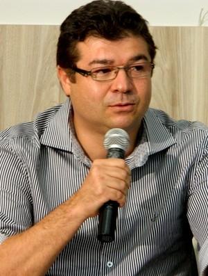 Presidente do ASA Jotinha Alexandre (Foto: Arquivo pessoal)
