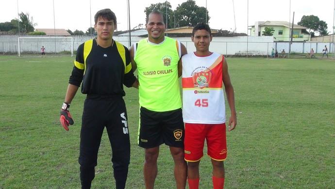 Revelando talentos em AL, Aloísio vai levar dois jogadores para o São Paulo