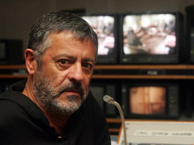 Ator e diretor Marcos Paulo (Foto: GUstavo Stephan / Agência O Globo)