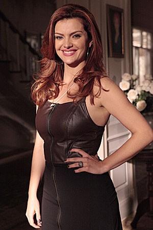 Mayana torce por transformação de personagem (Foto: Amor Eterno Amor / TV Globo)