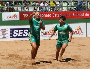 Cariacica Buru futebol de areia ES (Foto: Pauta Livre/Divulgação)