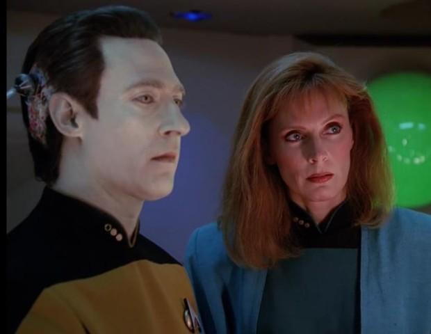O Melhor de Dois Mundos: Parte 2 (Star Trek A Nova Geração)  (Foto: reprodução )