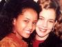 Leandra Leal relembra foto antiga com Taís Araújo: 'Empreguetes kids'