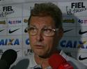 """Cereto contesta análise de Oswaldo e diz: """"Timão não merece Libertadores"""""""