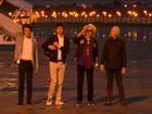 Rolling Stones chegam ao Rio para começar a nova turnê pelo Brasil