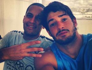 Romulo Pato Corinthians (Foto: Reprodução / Instagram)