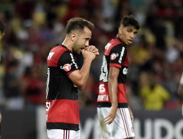 Éverton Ribeiro Flamengo x Vasco