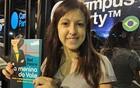 Bel Pesce lança livro que traz lições de empreendedorismo (Luna Markman/G1)