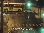 Carro em que atriz de 'Malhação' estava foi atingido por ônibus. Foto
