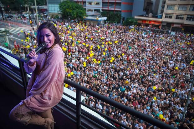 Anitta (Foto: Raphael Castello/AgNews)