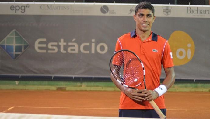 Thiago Monteiro tenista Ceará (Foto: Divulgação)