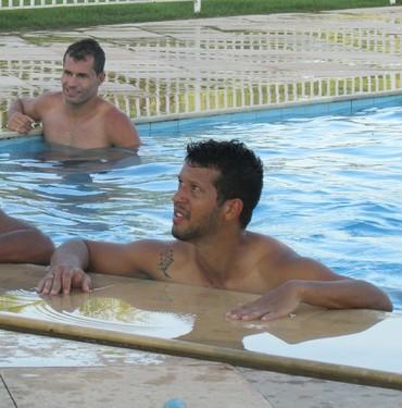 Raphael Freitas River-PI (Foto: Abdias Bideh/GloboEsporte.com)
