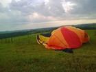 Jornalista vê imprudência em pouso de balão na área rural de Campinas