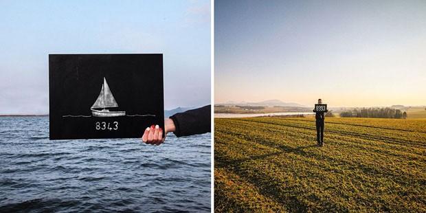 casal faz jornada criativa pelo mundo (Foto: Stevo / How Far From Home / repr)