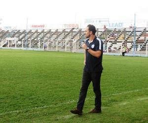 Moisés Egert, técnico do Monte Azul (Foto: José Eduardo Arroyo/Monte Azul)
