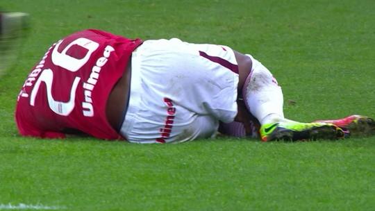 Grave lesão de Fabinho gera carência e faz Inter acelerar busca por lateral