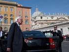 Sanders diz admirar mensagens do Papa sobre a economia mundial