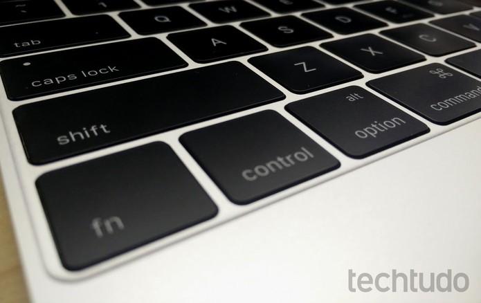 MacBook (Foto: Elson de Souza/TechTudo)