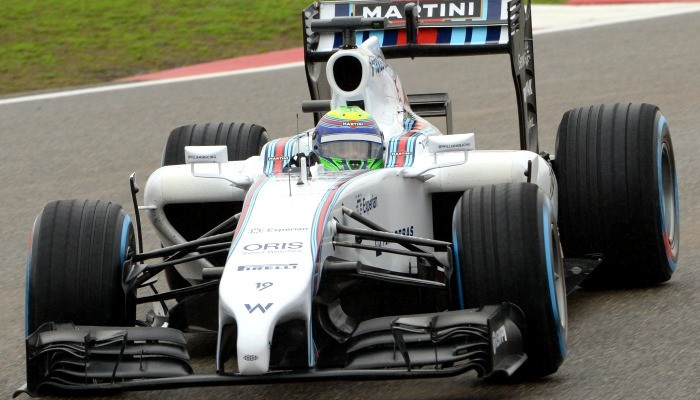 Felipe Massa treino GP da China