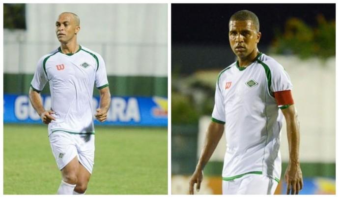 Leandro Euzébio e Leandro são anunciados pela Cabofriense (Foto: Léo Borges / Na Jogada)