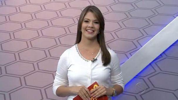 Tâmara Oliveira (Foto: Divulgação/TV Sergipe)