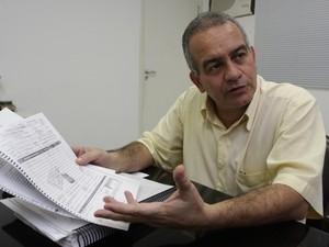 Beto Baía (Foto: Maíra Vilela/Gazeta de Alagoas)