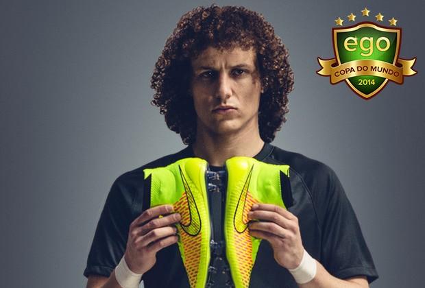 2a942ace2c Acessório é um dos itens mais importantes para os jogadores de futebol.  Peças são personalizadas