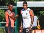 Marcelo Oliveira fecha treino e deixa dúvida sobre quem substituirá Luan