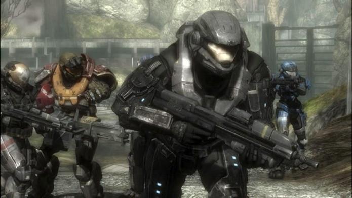 Série Halo é a série de jogos de tiro em primeira pessoa mais importante do Xbox 360 (Foto: Divulgação)