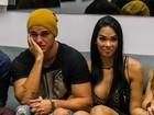 BBB 17: Mayara diz não ligar para affair de Antônio no 'Gran Hermano'
