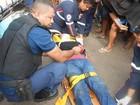 Policial militar reage a assalto e é baleado na cabeça no Piauí
