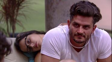 Marcos revela a Ilmar: 'Pode não acreditar. Eu sei cozinha'