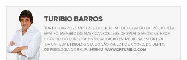 Turibio Barros (Foto: Editoria de Arte / EUATLETA.COM)