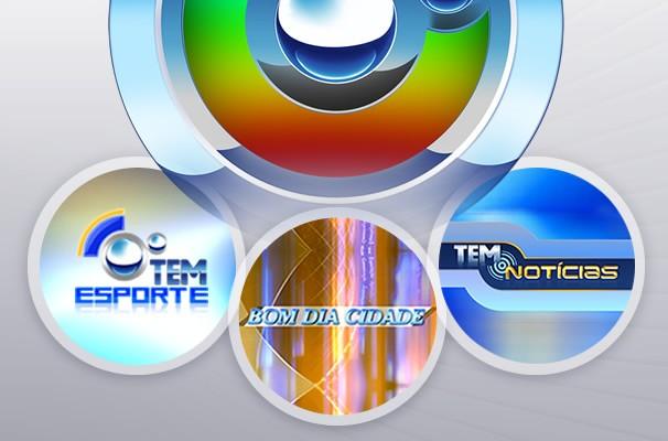 Abertura da Copa altera os horários dos jornais locais (Foto: Arte/TV TEM)