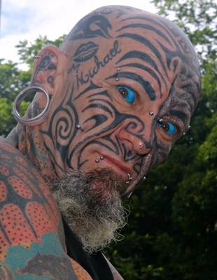 Robert corredor tatuado euatleta (Foto: Igor Christ/EuAtleta)