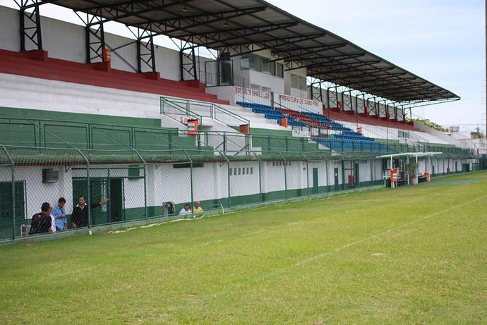 Estádio Correão (Foto: Murilo Mário/ M2)