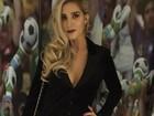 Ex-BBB Aline usa look de R$130 mil, mas stylist diz que é tudo emprestado