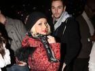 Christina Aguilera curte show de Jay-Z no réveillon