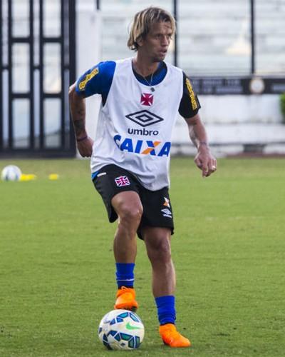 diguinho, volante, vasco (Foto: Paulo Fernandes/Vasco.com.br)