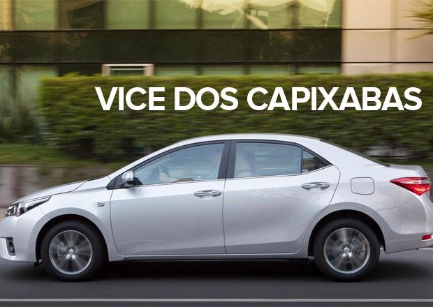carros mais vendidos por estado 2015 - corolla (Foto: Divulgação)